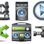 Historia mediów elektronicznych
