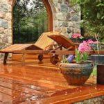 Montaż tarasu ogrodowego